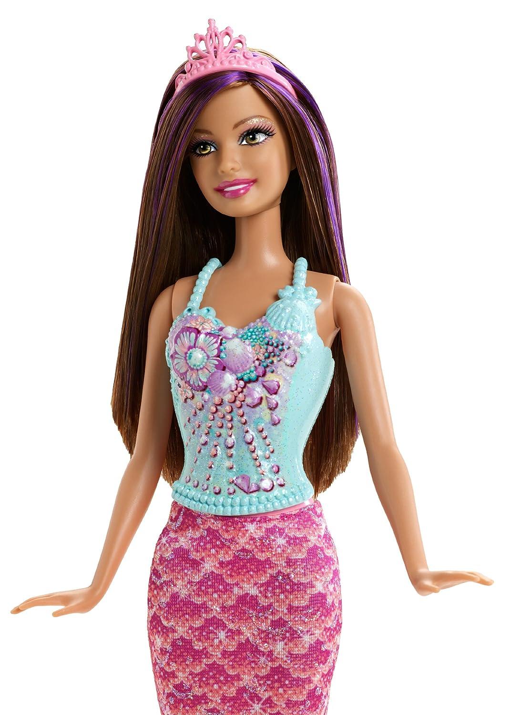 Barbie Fairytale Magic Mermaid Teresa Doll