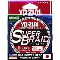 Yo-Zuri YZ SB 10LB DG 150YD Floating Braid