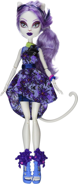 Monster High Gloom 'n Bloom Catrine DeMew Doll