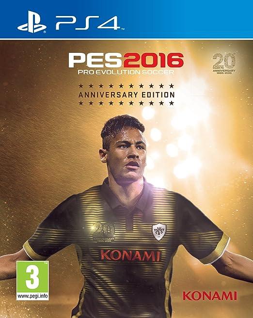 Pro Evolution Soccer 2016 20th Anniversary Edition [Importación ...