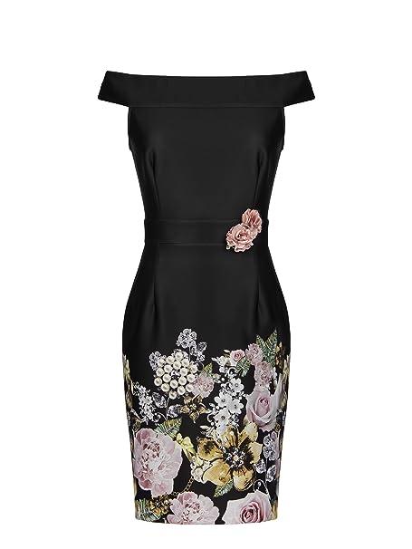 8f2c6c7b57ee Rinascimento Women s Sheath Dress Dress  Amazon.co.uk  Clothing