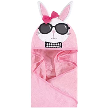 Hudson Baby Animal Bath Towels