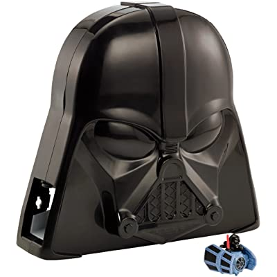 Hot Wheels Star Wars Darth Vader Play Case Set: Toys & Games