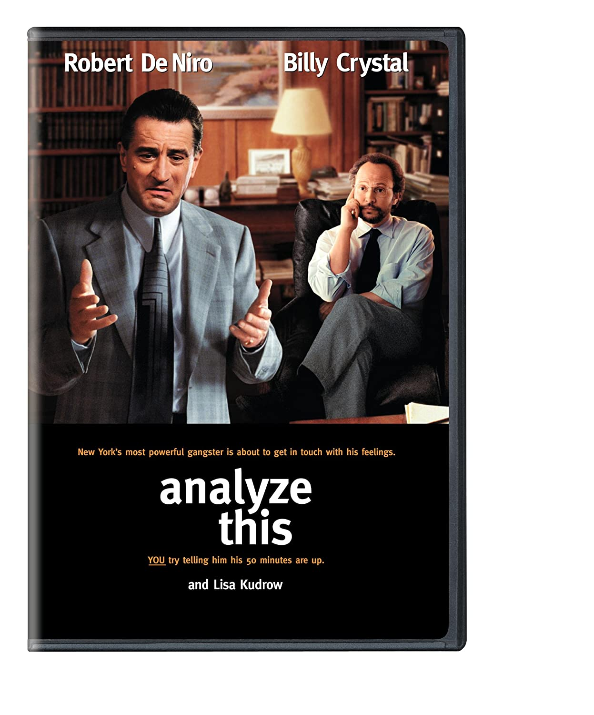 Amazon com: Analyze This: Robert De Niro, Billy Crystal
