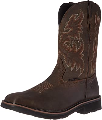 Review Wolverine Men's Rancher 10""