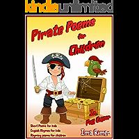 Pirate Poems for Children. Short poems for kids, English rhymes for kids, Rhyming poems for children.