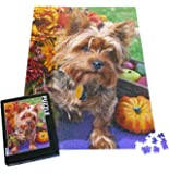 PuzzlePerfect - Large 1000 piece Personalized Photo Jigsaw Puzzle, 20x28in