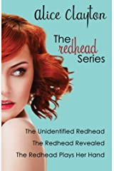 The Redhead Series: The Unidentified Redhead, The Redhead Revealed, The Redhead Plays Her Hand Kindle Edition