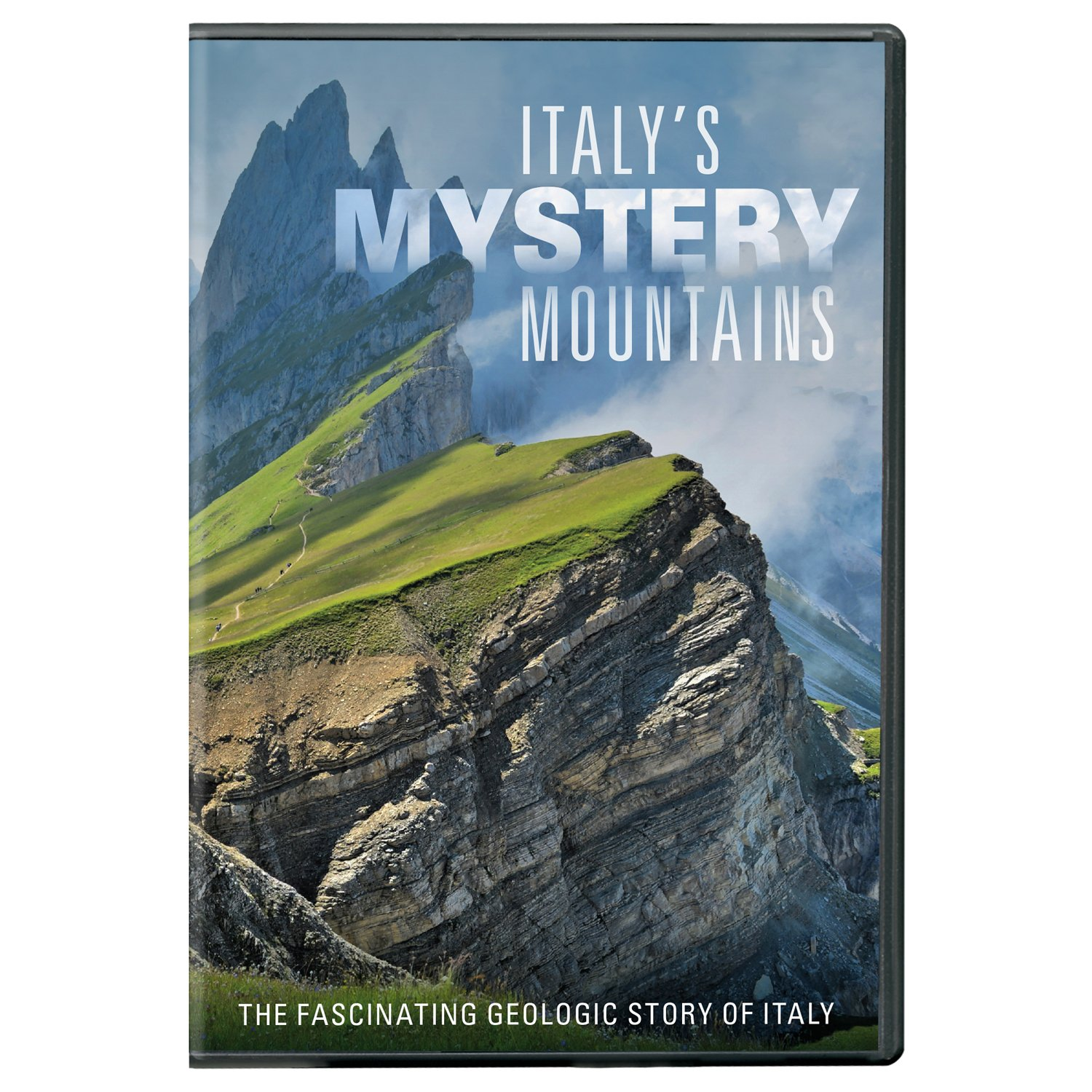 DVD : Italy's Mystery Mountains (DVD)