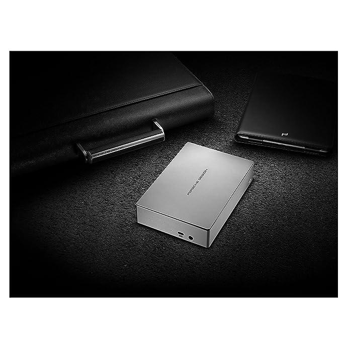 LaCie 莱斯 Porsche Design保时捷系列 桌面硬盘 6TB ¥819秒杀 中亚Prime会员可免运费直邮到手约¥852
