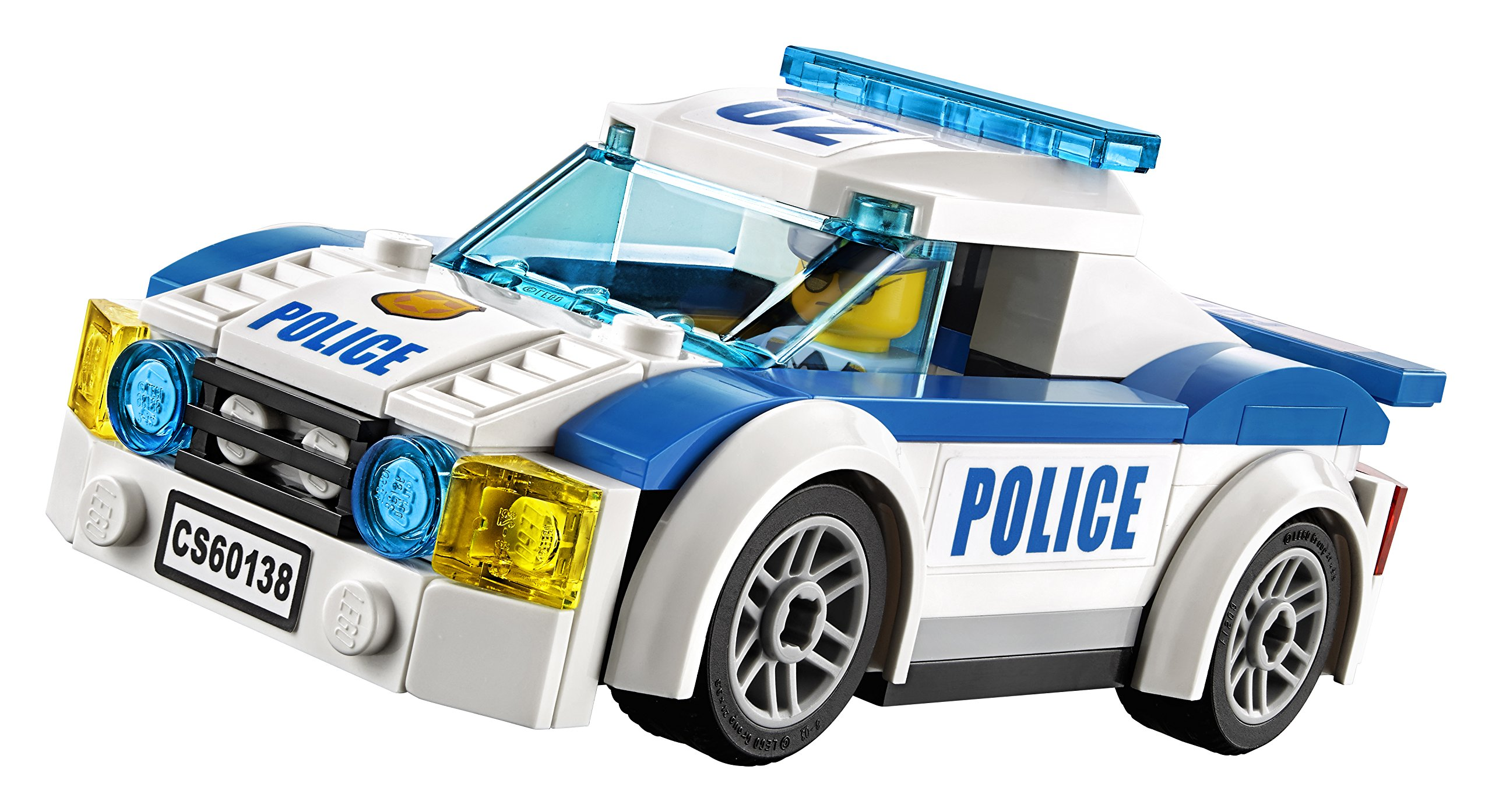 LEGO City Police High-Speed Chase 60138 Building Toy by LEGO (Image #10)