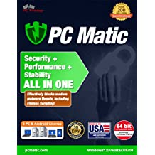 PC Pitstop PC Matic, Download (5-User)