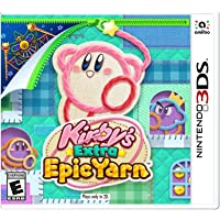 Kirby's Extra Epic Yarn - Standard Edition - Nintendo 3DS