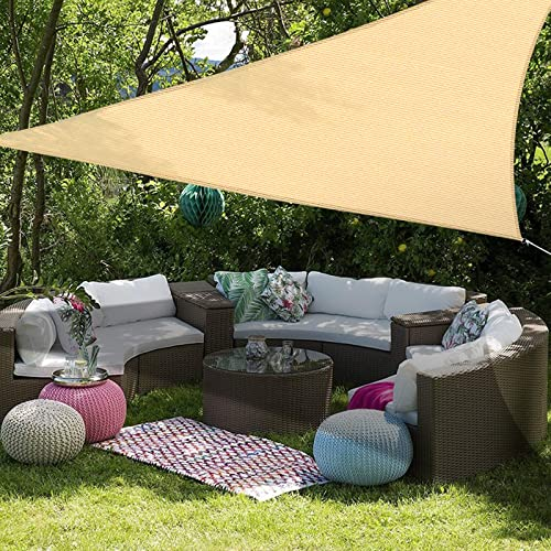 SUNLAX Triangle Sun Sail Shade