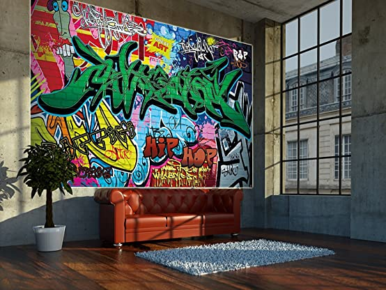 Graffiti photo wallpaper street art graffiti wallpaper street style