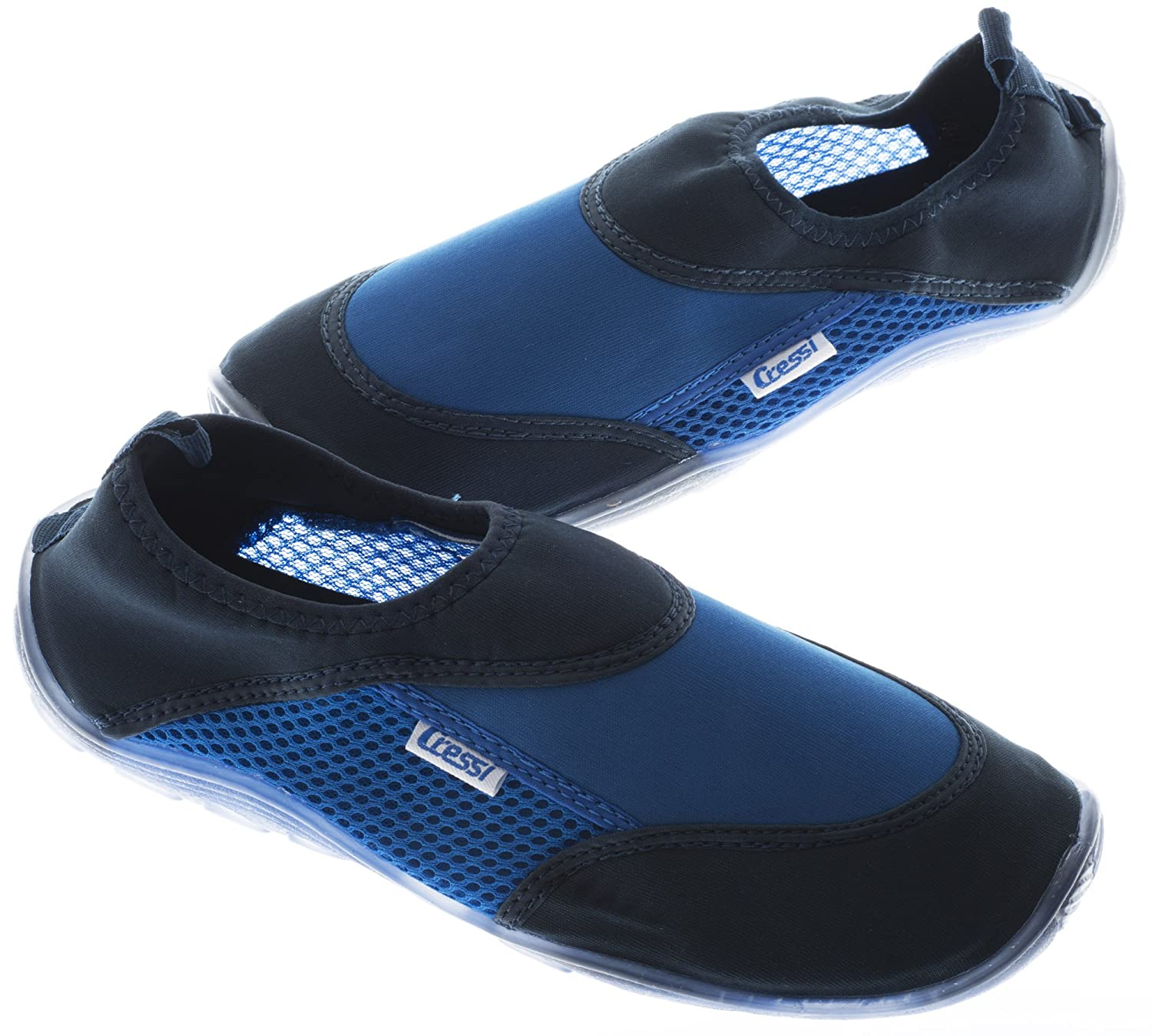 ce75bdf7b4 Cressi Aqua Shoes - Wet Shoes for Adults - Neoprene Water Shoes - Beach  Shoes  Amazon.co.uk  Shoes   Bags