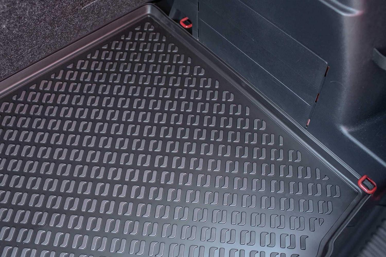 Tapis de Coffre antid/érapant sur Mesure pour Le Transport de Courses Sotra Protection de Coffre pour BMW X4 Bagages et Animaux de Compagnie