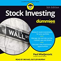 Stock Investing for Dummies, 5th Edition: 5th Edition
