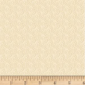 P&B Textiles Apple Cider 17 Geo Neutral Quilt Fabric By The Yard