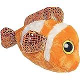 Aurora World 5-Inch Yoohoo and Friends Clownee Clown Fish Plush Toy