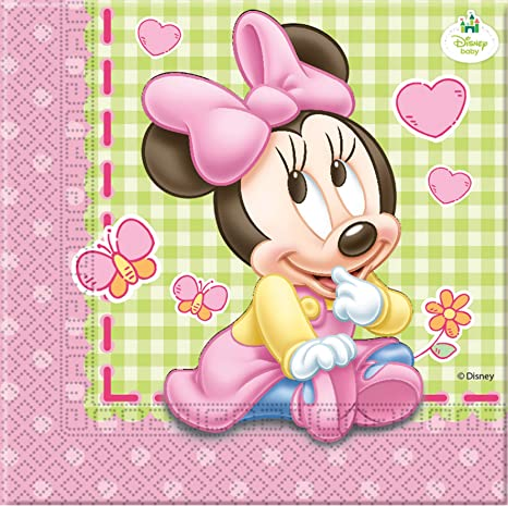 Procos S.A. - Cubertería para fiestas Minnie Mouse (71990)