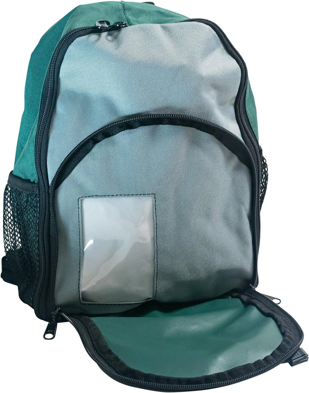 Diaper Bags Green Kangaroo Backpack For Enteral Feeding Pump 500mL ...