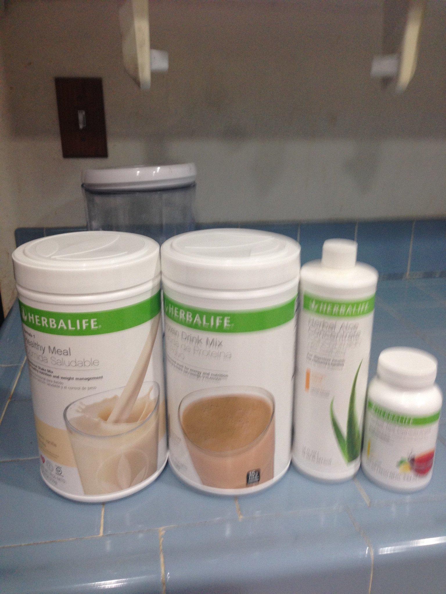 HerbaLife Starter Package by Herbalife
