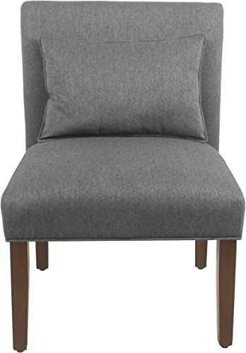 Spatial Order Dinah Modern Armless Accent Chair
