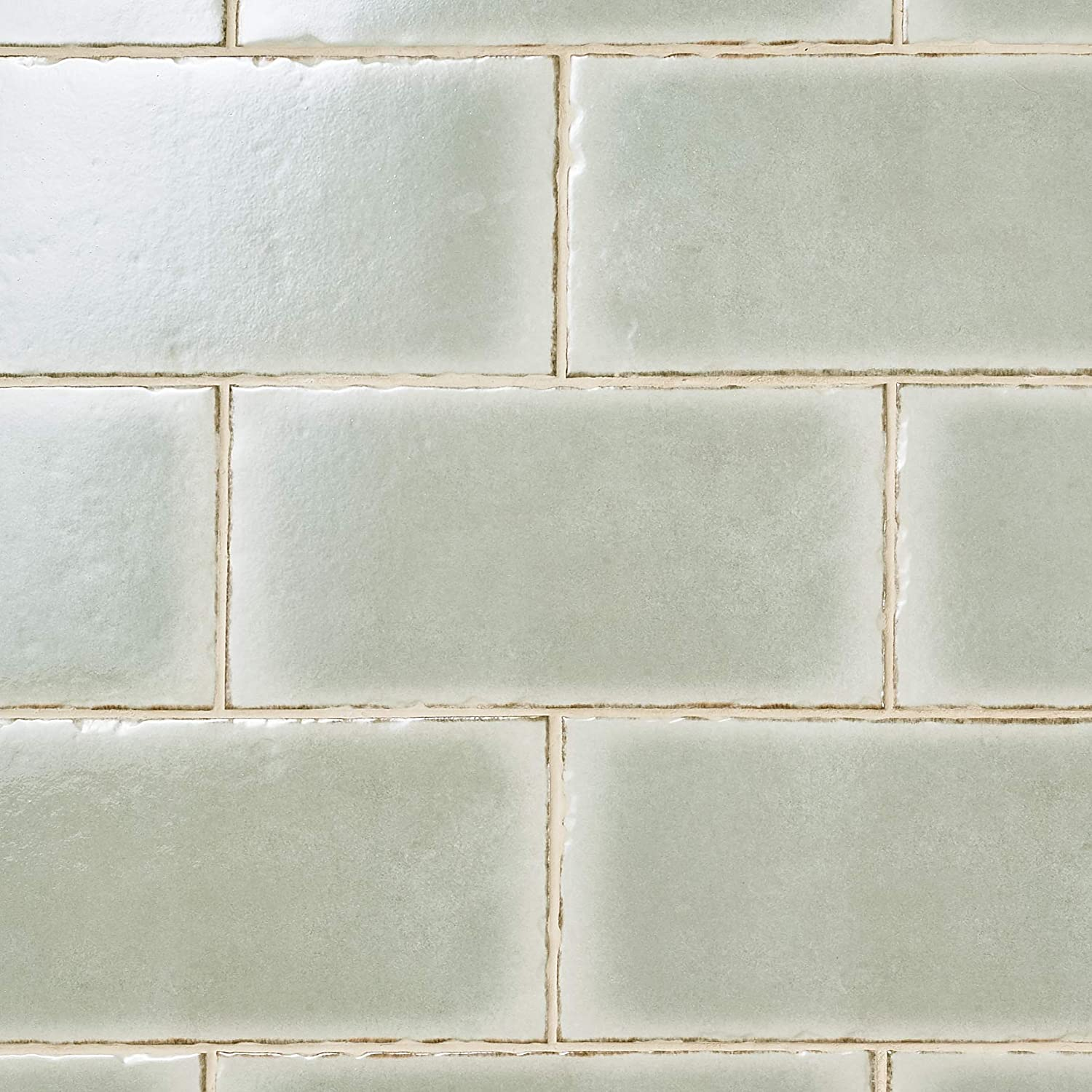 22 Pieces, 10.76 sq. ft.// Case x 12 in Winston Beige 6 in Glazed Porcelain Floor and Wall Tile