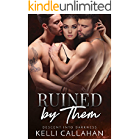 Ruined by Them: A Dark MFM Romance (Descent into Darkness Book 4)