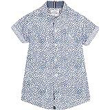 b113619bc J by Jasper Conran Kids Boys  Pale Blue Striped Print Shirt  J by ...