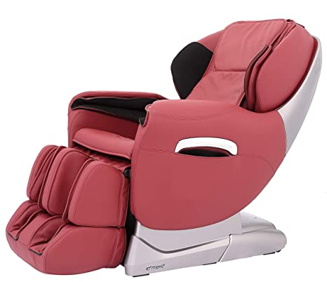 Robotouch Maxima Luxury Ultimate Full Body Zero Gravity Massage Chair (Rose  Red): Amazon.in: Health & Personal Care