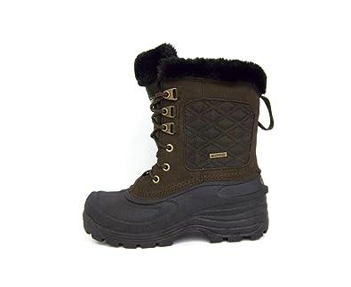 fdbee661f55 Ranger Womens Snowdrift Pac Boots (6) Brown