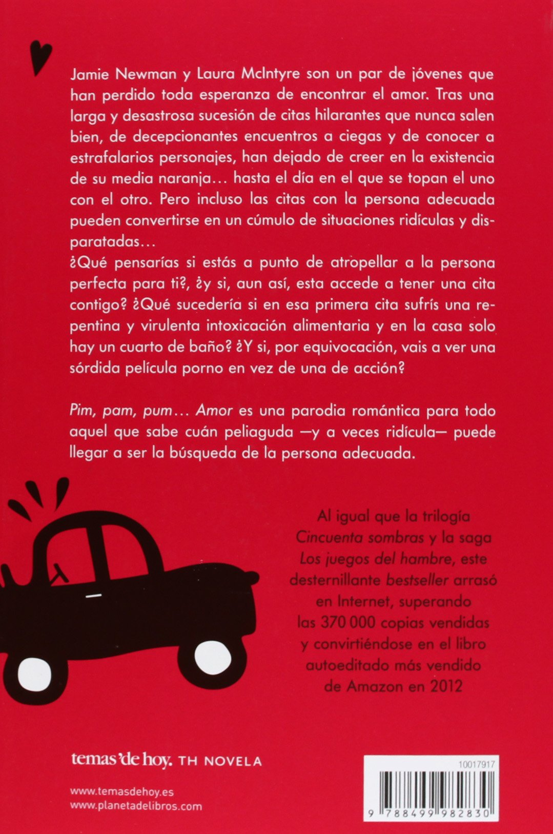 Pim, pam, pum... Amor (Spanish Edition)