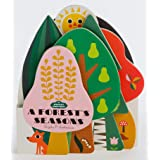 Bookscape Board Books: A Forest's Seasons: (Colorful Children?s Shaped Board Book, Forest Landscape Toddler Book)