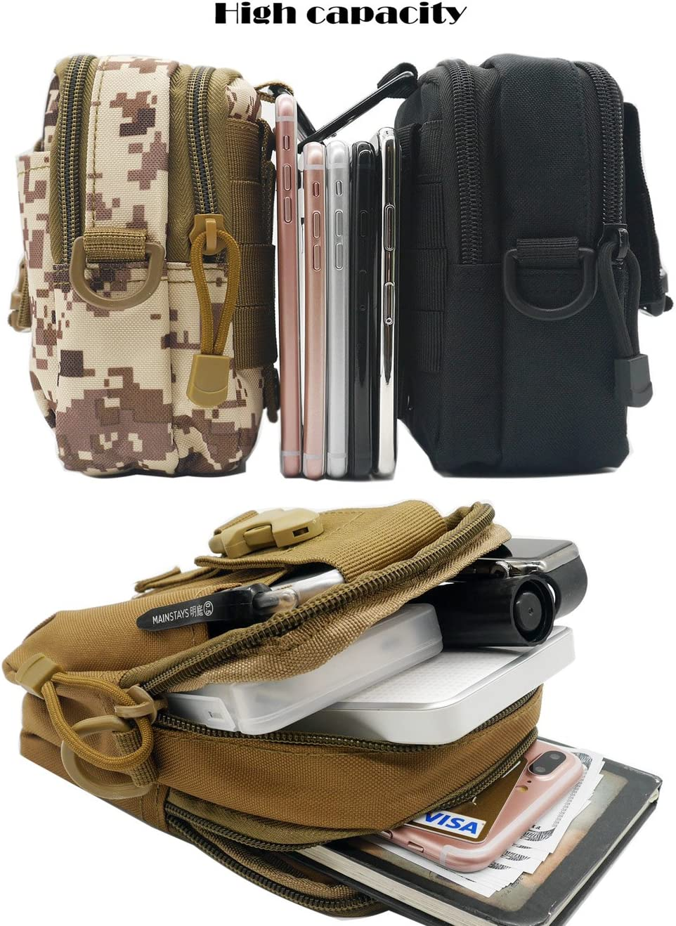Bolsa EDC (Everyday Carry)