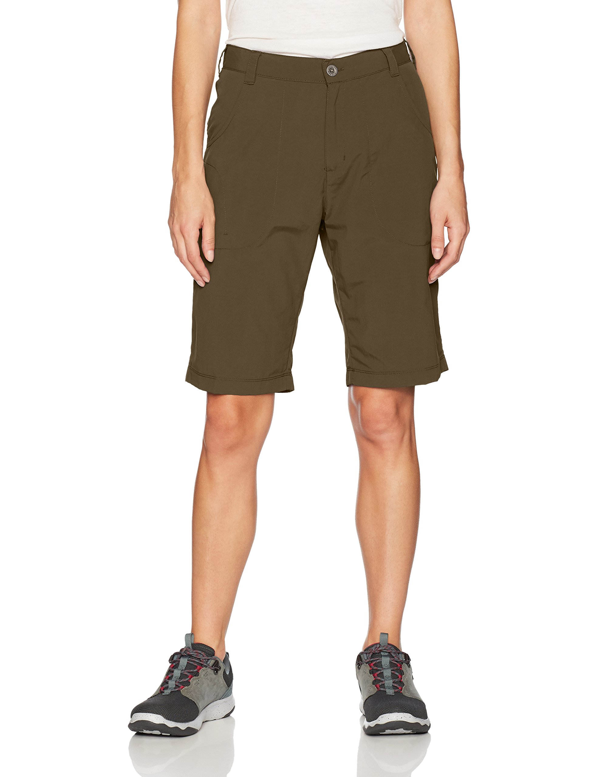 White Sierra Pt. Shorts, Bark, Small