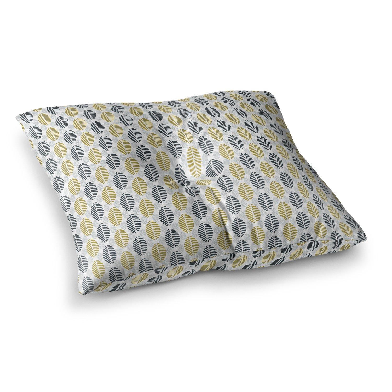 Kess InHouse Julie Hamilton Seaport 23 x 23 Square Floor Pillow