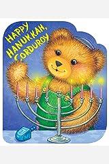 Happy Hanukkah, Corduroy Board book