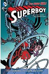 Superboy (2011-2014) Vol. 1: Incubation Kindle Edition