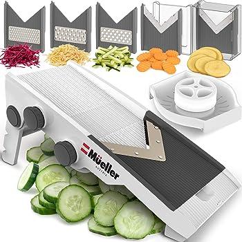 Mueller Austria Premium Multi-Blade Cheese Slicer