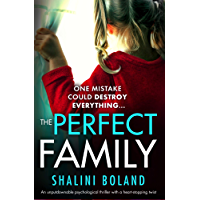 The Perfect Family: An unputdownable psychological thriller with a heartstopping twist (English Edition)