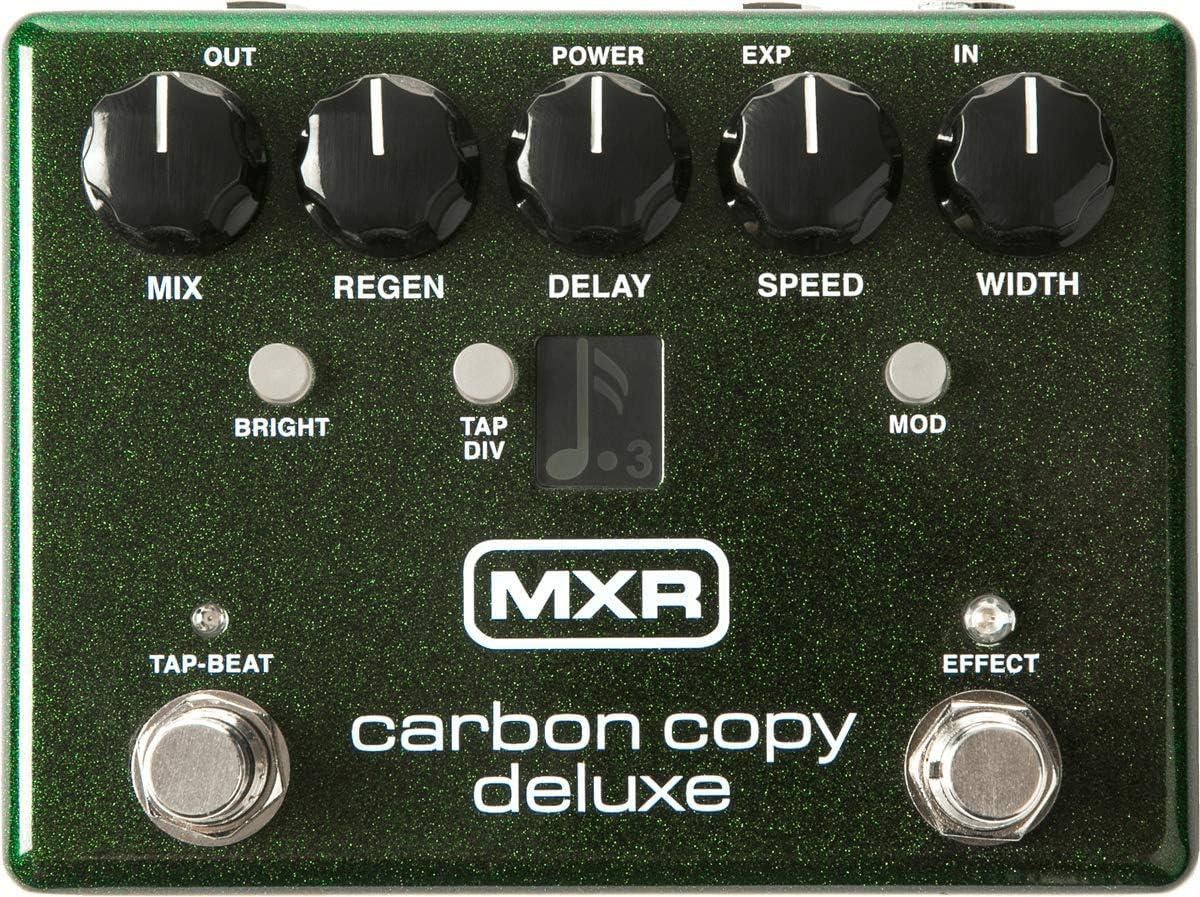 MXR M292 Carbon Copy Deluxe · Pedal guitarra eléctrica