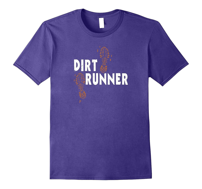 Dirt Runner Trail Running T-Shirt-TH