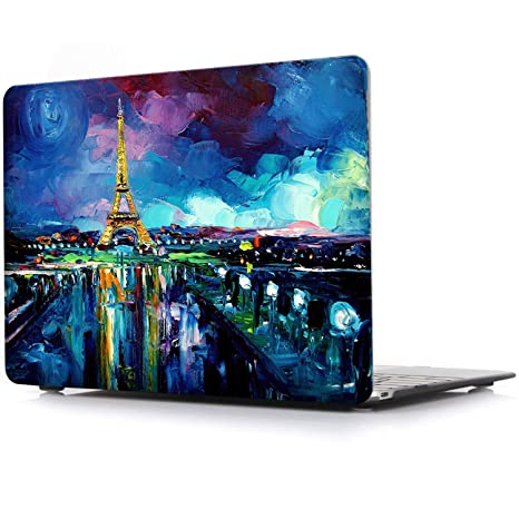 Amazon.com: iCasso - Carcasa rígida para MacBook Air de 13 ...