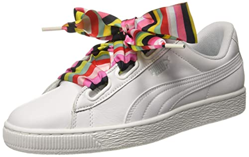 Basses Gen Femme Wn'sSneakers Heart Puma Basket Hustle DI29HE