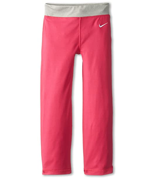 Amazon.com: Nike Little Girls Athletic Dri-Fit Yoga Pants ...