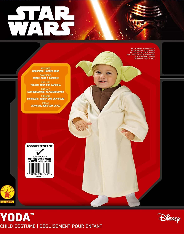 Rubies Costume Star Wars Complete Yoda Costume