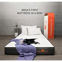 SleepyCat - Gel Memory Foam Mattress
