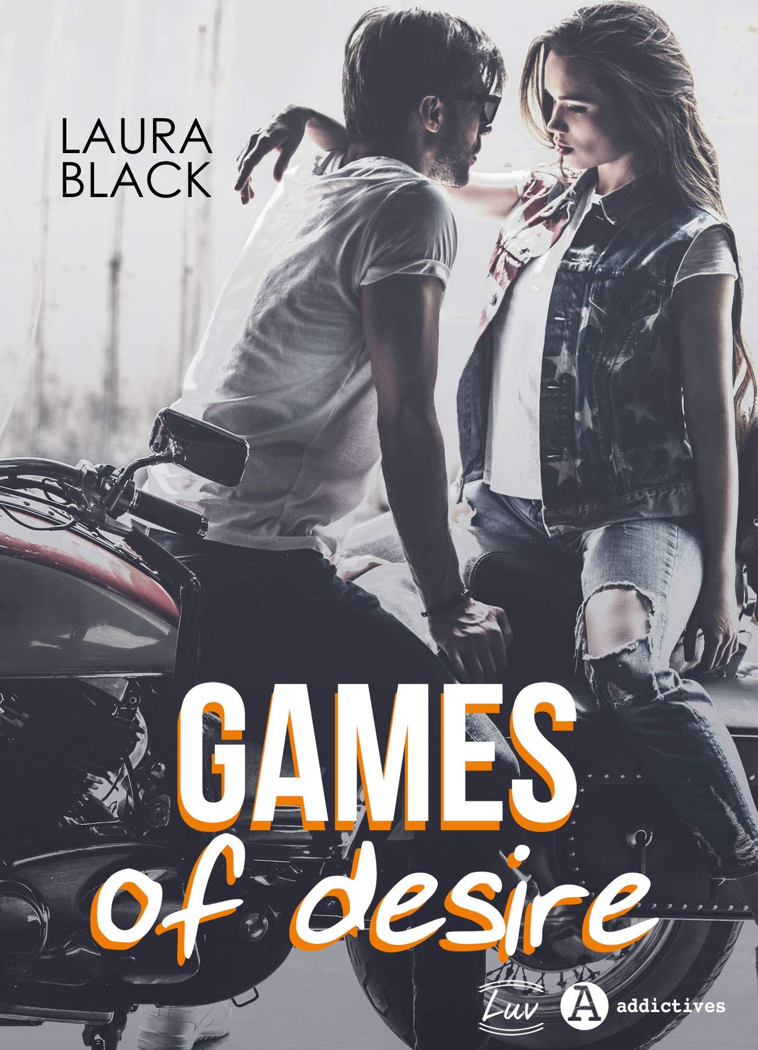 Games of Desire por Laura Black